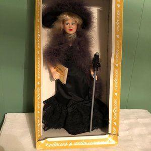 """Vintage 1982 Effanbee Mae West 18"""" Doll"""